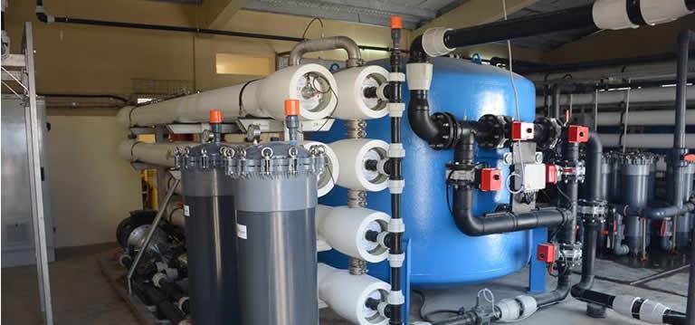 Une première unité de dessalement solaire dans l'océan Indien à Rodrigues
