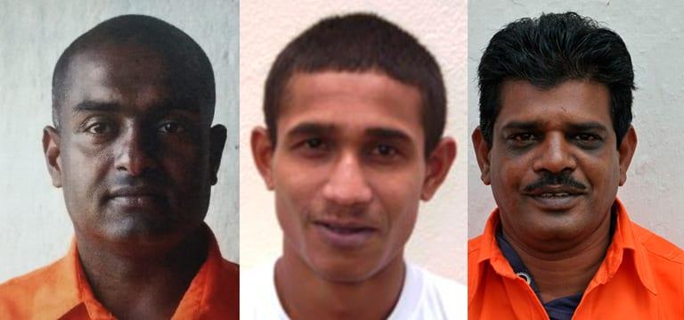 Veeren, Chowrimoothoo et Islam : le trio d'enfer du trafic d'héroïne