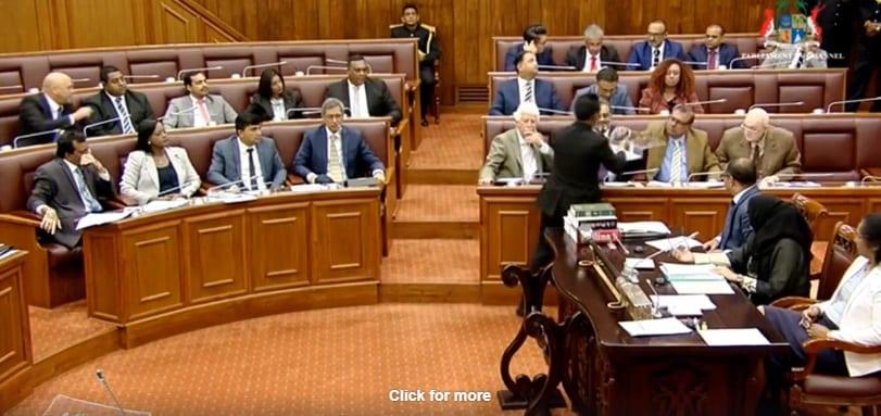 Jugnauth dévoile les missions à l'étranger effectuées par les députés de l'opposition
