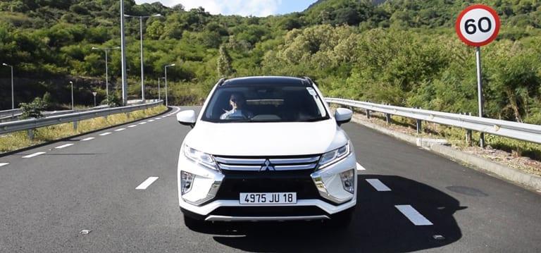 [Vidéo] ION Drive : La Mitsubishi Eclipse Cross à l'épreuve du bitume