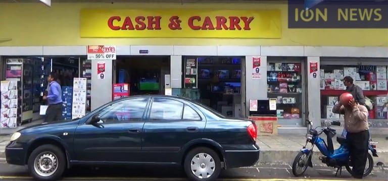 Cash & Carry placée sous administration volontaire