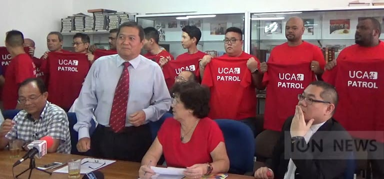 [Vidéo] Face à l'insécurité, Chinatown lance sa patrouille en renfort