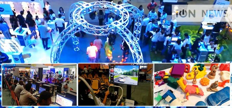 [Vidéo] Infotech 2018 : Prothèses 3D, concours de gaming et jeux virtuels au programme