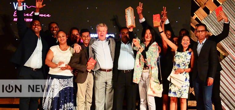 [Vidéo] Le Véranda Paul et Virginie sacré aux VLH Excellence Awards