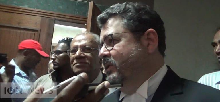 [Vidéo] Roches-Noires: Le ruling sur l'admissibilité de dépositions de Ramgoolam attendu en octobre