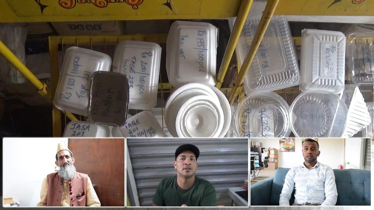 [Vidéo] Taxe plastique sur les take-away : comment les commerçants s'y préparent