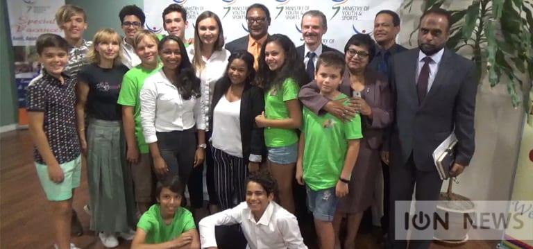 [Vidéo] Les vacances de lycéens mauriciens en Russie