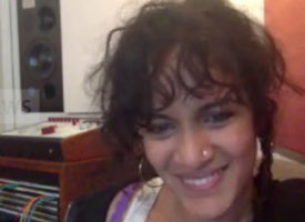 "[Video] Anoushka Shankar: Mauritius part of ""the places I want to go to"""