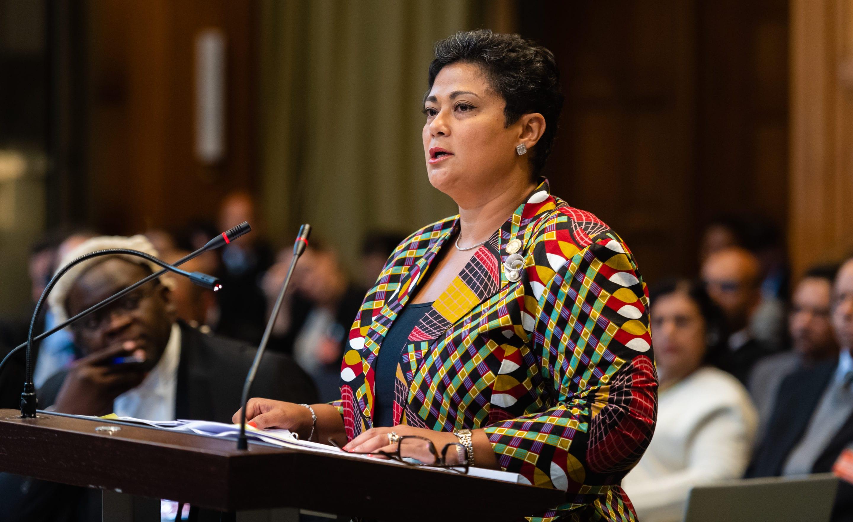 [Chagos à la CIJ] L'Union africaine soutient Maurice : «This is the voice of justice»