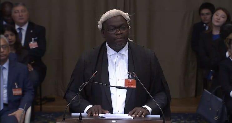 [Live] Chagos à la CIJ : Fin des auditions orales avec la Zambie et l'Union africaine