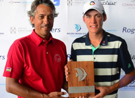 [Vidéo] A 16 ans, Sam Simpson, remporte le Rogers Indian Ocean Amateur Golf Open