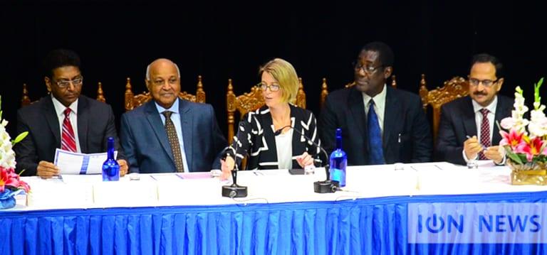 [Vidéo] Douze pays africains à Maurice pour un colloque sur l'économie bleue