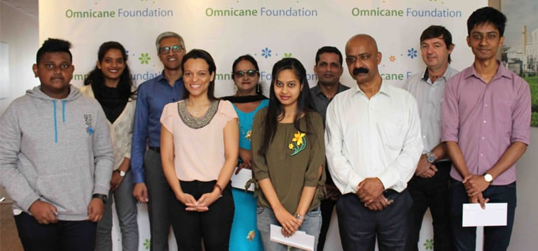 Omnicane Foundation offre trois bourses d'études à des habitants du Sud