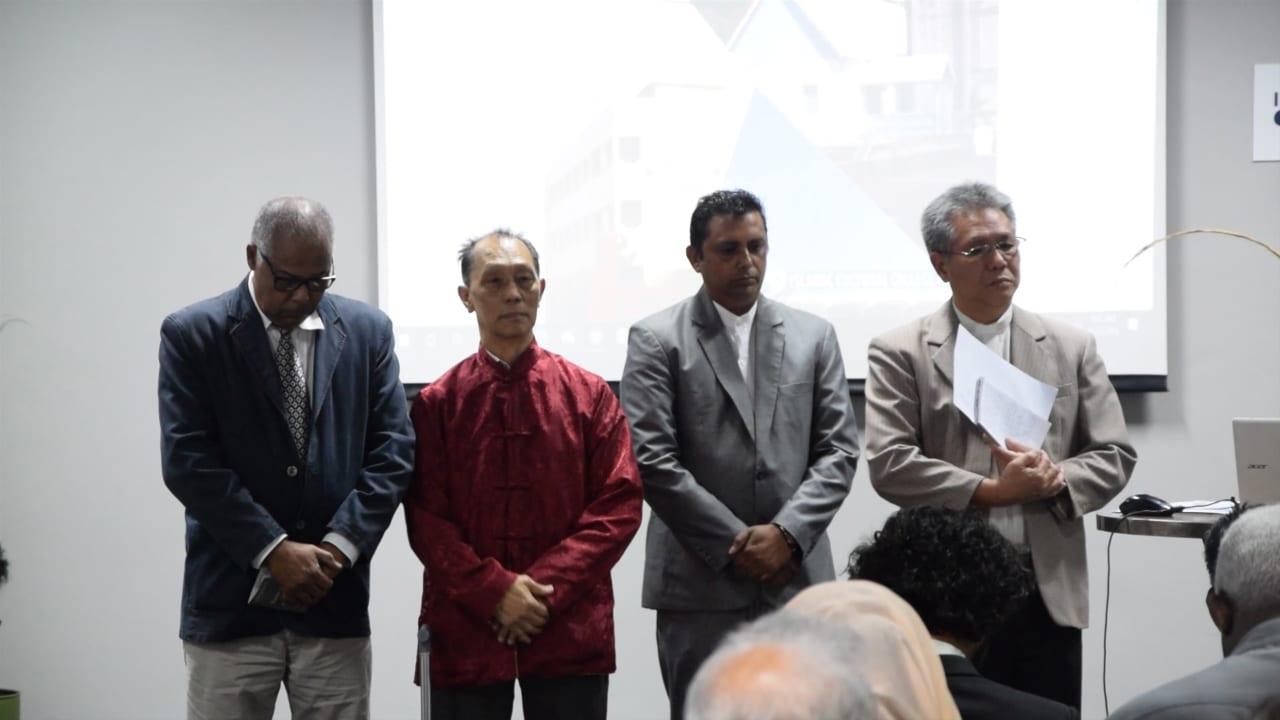 [Vidéo] Le Conseil des religions veut faire aboutir une licence en Peace and Interfaith Studies