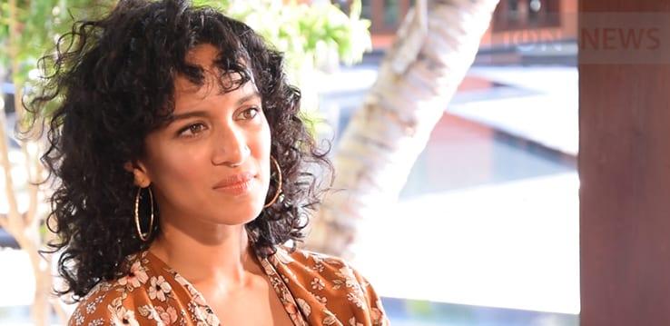 [Vidéo] Anoushka Shankar a hâte de découvrir les plats mauriciens et le vortex de Riambel