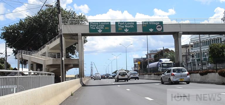 Metro Express: Fermeture d'une partie des voies rapides sur l'autoroute à Camp-Chapelon