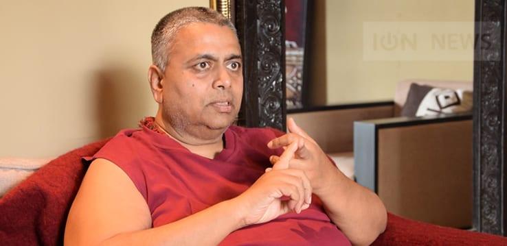 [Vidéo] Avdhoot Shivanand: «Il n'y a pas de différence entre religions et partis politiques»