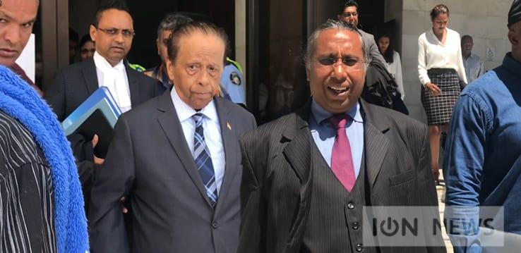 [Vidéo] Sa Private Prosecution contre SAJ rejetée, Trilochun demandera une révision judiciaire