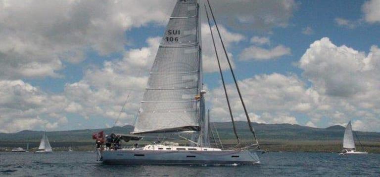 Le Barracuda part au secours d'une navigatrice britannique blessée au large de Rodrigues
