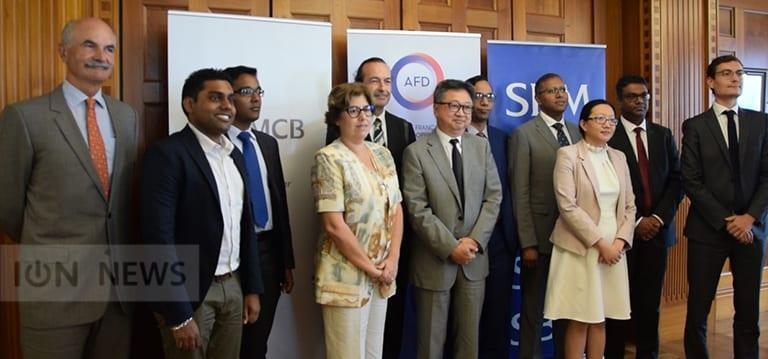 [Vidéo] L'AFD accorde une 3e ligne de crédit Sunref de Rs 3 milliards à la MCB et la SBM