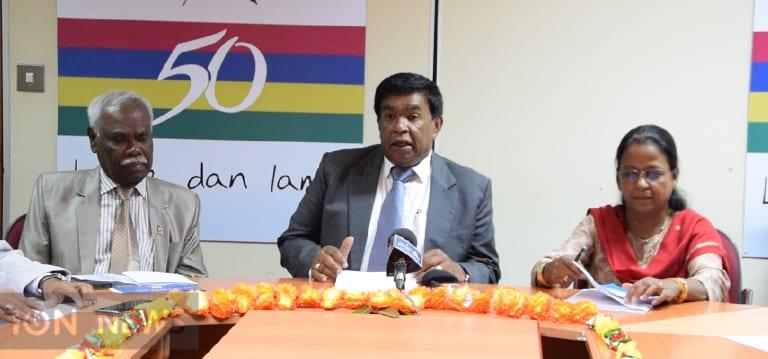 [Vidéo] Arrivée des travailleurs engagés : Hommage appuyé à l'écrivain Abhimanyu Unnuth
