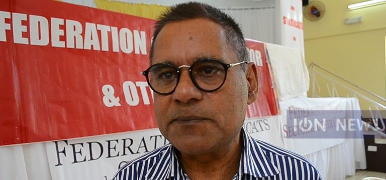 [Vidéo] Rashid Imrith demande que le ministère de la Fonction publique soit supprimé