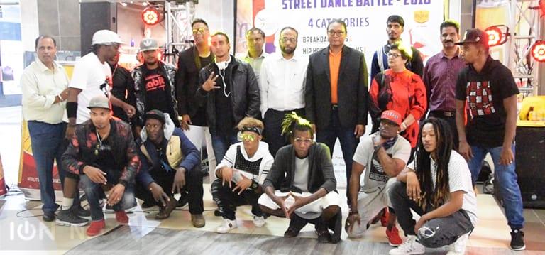 [Vidéo] Concours «Street Battle 2018» : Danses urbaines et afrodance à l'honneur