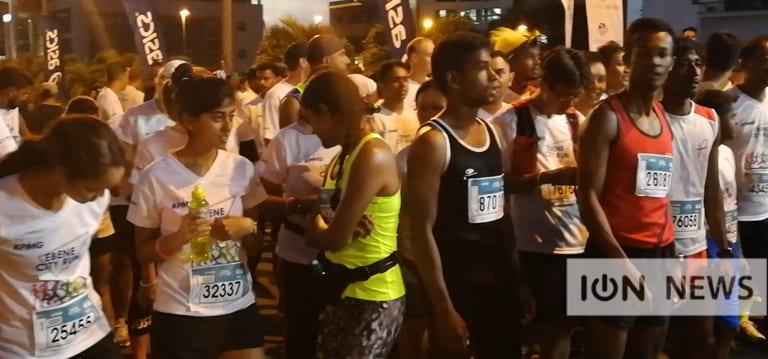 [Vidéo] Ebène City Run : Plus de 700 personnes ont couru pour la bonne cause