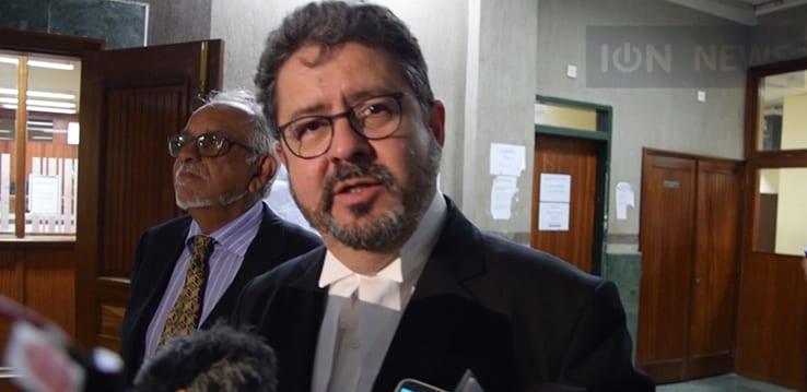 [Document] Affaire des coffres-forts: La motion de suspension du procès contre Ramgoolam rejetée