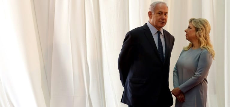 La femme du Premier ministre condamnée pour dilapidation des fonds publics en Israël