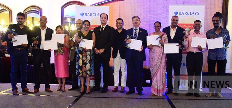 [Vidéo] Barclays soutient 10 ONG à hauteur de Rs5 millions