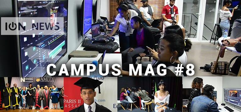 [Vidéo] Campus Mag #8 : Silence ! On tourne… des films courts chez Curtin Mauritius