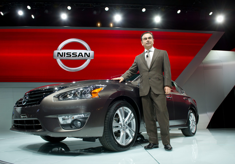 Le président de Nissan, Carlos Ghosn, arrêté à Tokyo pour malversations