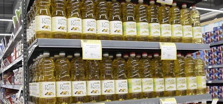Moroil : Le prix de l'huile alimentaire en hausse ce lundi