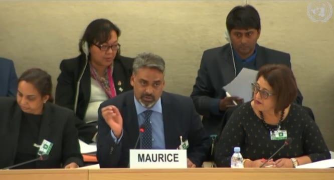 [Vidéo] Peine de mort, droits LGBT, violences… : L'Onu relève les lacunes de Maurice