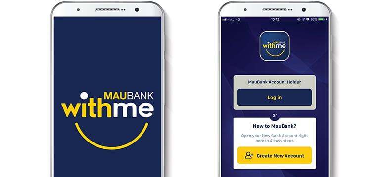 La MauBank lance l'application mobile MauBankWithMe