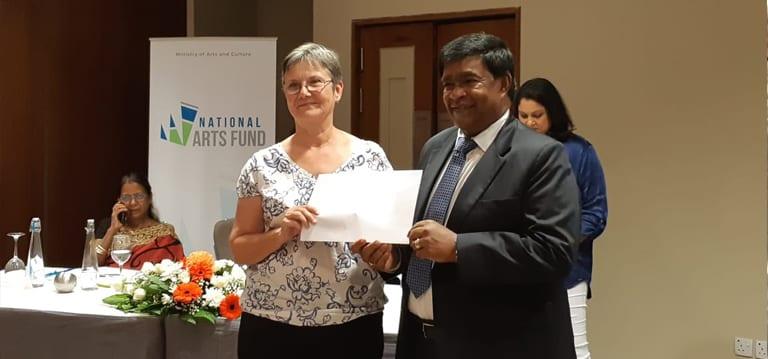 National Arts Fund : 23 artistes reçoivent des subventions à hauteur de Rs 9 millions
