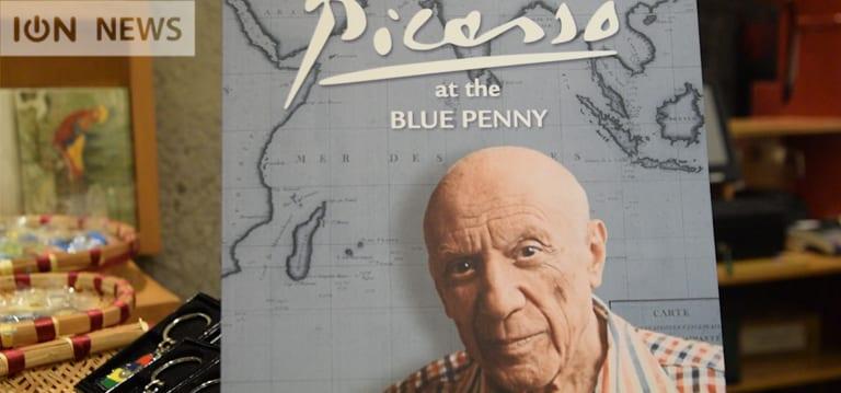 [Vidéo] 45 œuvres de Picasso exposées au Blue Penny Museum jusqu'au 15 janvier