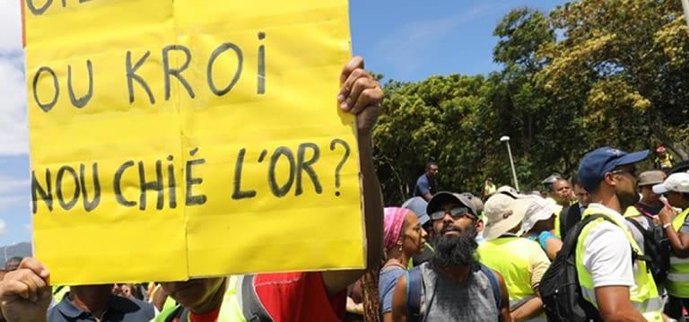 Crise à La Réunion: l'économie trinque avec des pertes de Rs 20 milliards