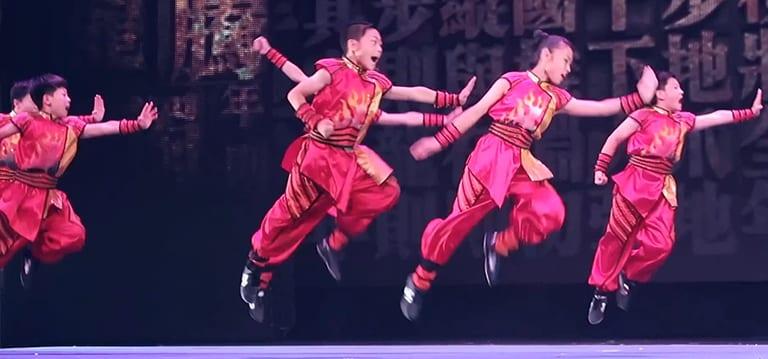 [Vidéo] The Legend of Kung Fu, le spectacle d'arts martiaux à découvrir