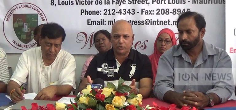 [Vidéo] Le Mauritius Labour Congress : «Tous les partis politiques encouragent le communalisme»
