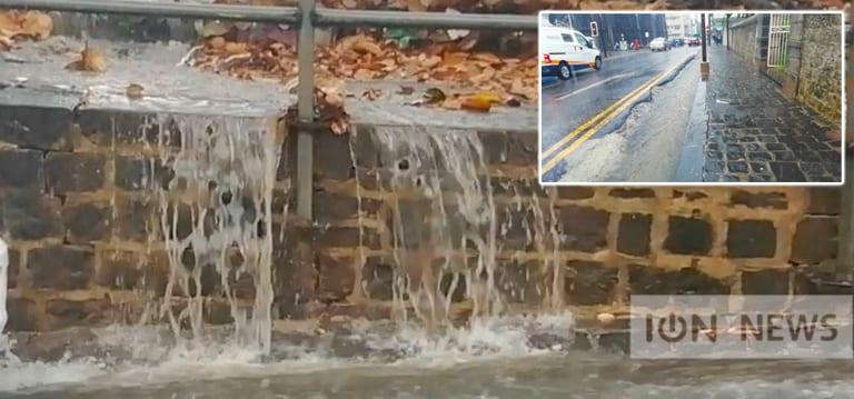 [Vidéo] Météo : un avis de fortes pluies maintenu sur Maurice jusqu'à ce soir