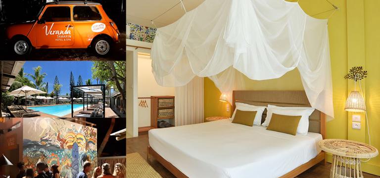 [Vidéo] L'hôtel Tamarin rouvre ses portes sous l'enseigne Veranda Leisure & Hospitality