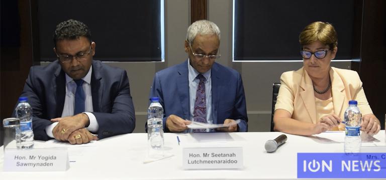 [Vidéo] Une stratégie digitale sera présentée au Conseil des ministres, dit Lutchmeenaraidoo