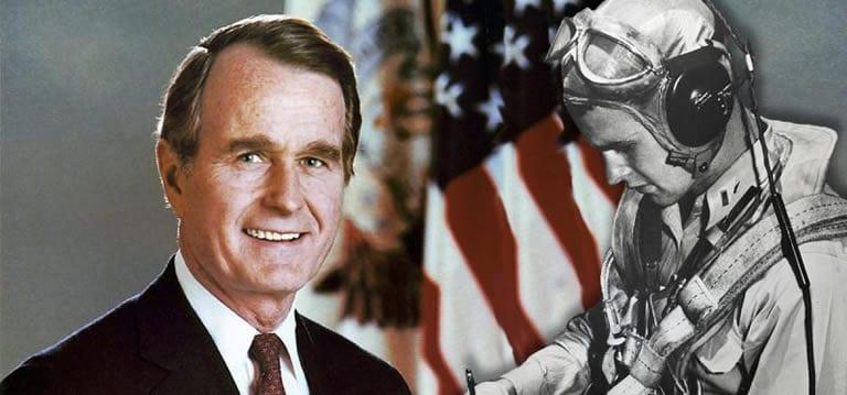 L'ancien président américain George Bush décède à 94 ans