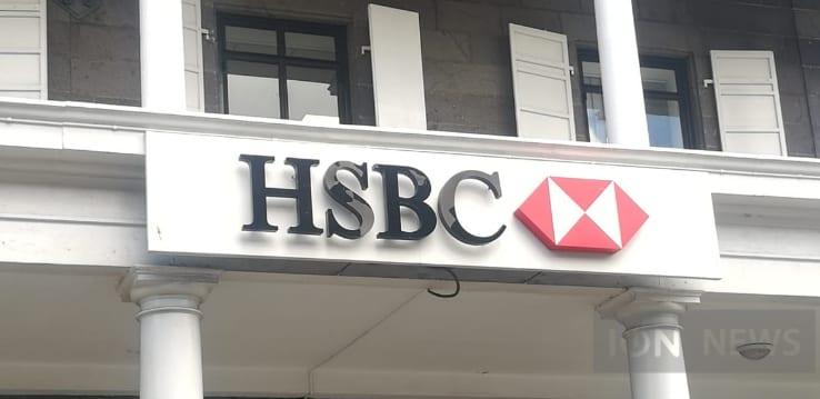 HSBC ferme deux succursales situées à Flacq et à la rue Royale, Port-Louis