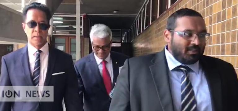 Le CEO du PEI avait invité Dass Appadu à restituer la Jaguar mise à sa disposition