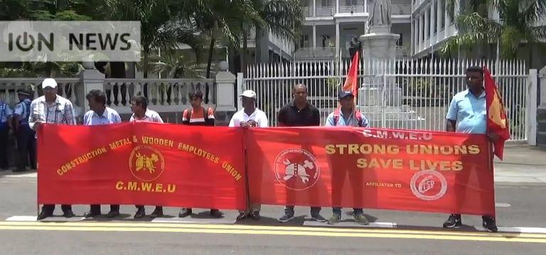 [Vidéo] Construction : Pourquoi la hausse salariale de 22% tarde-t-elle ? veut savoir le syndicat