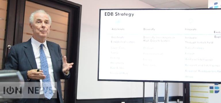 [Vidéo] Les conseillers économiques des Affaires étrangères travailleront désormais avec l'EBD