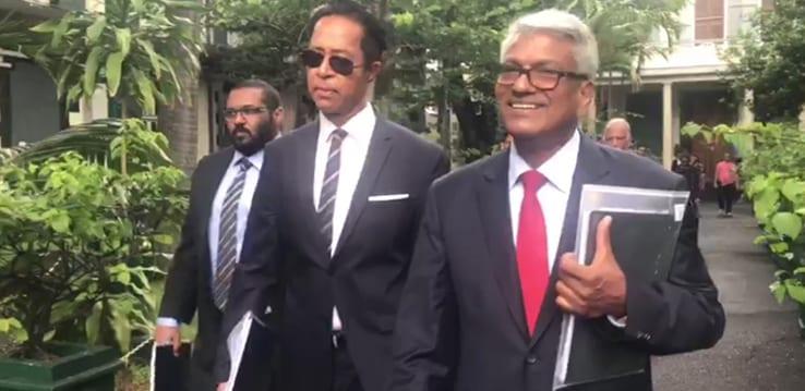 [Vidéo] Gurib-Fakim organisait des déjeuners réunissant le CEO de PEI et l'ex-n° 1 de la FSC à la State House